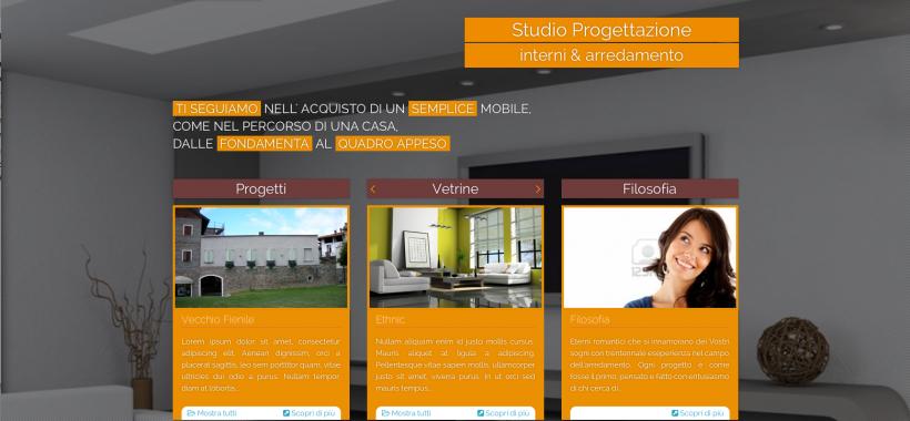 Archimede Studio interni & arredamento
